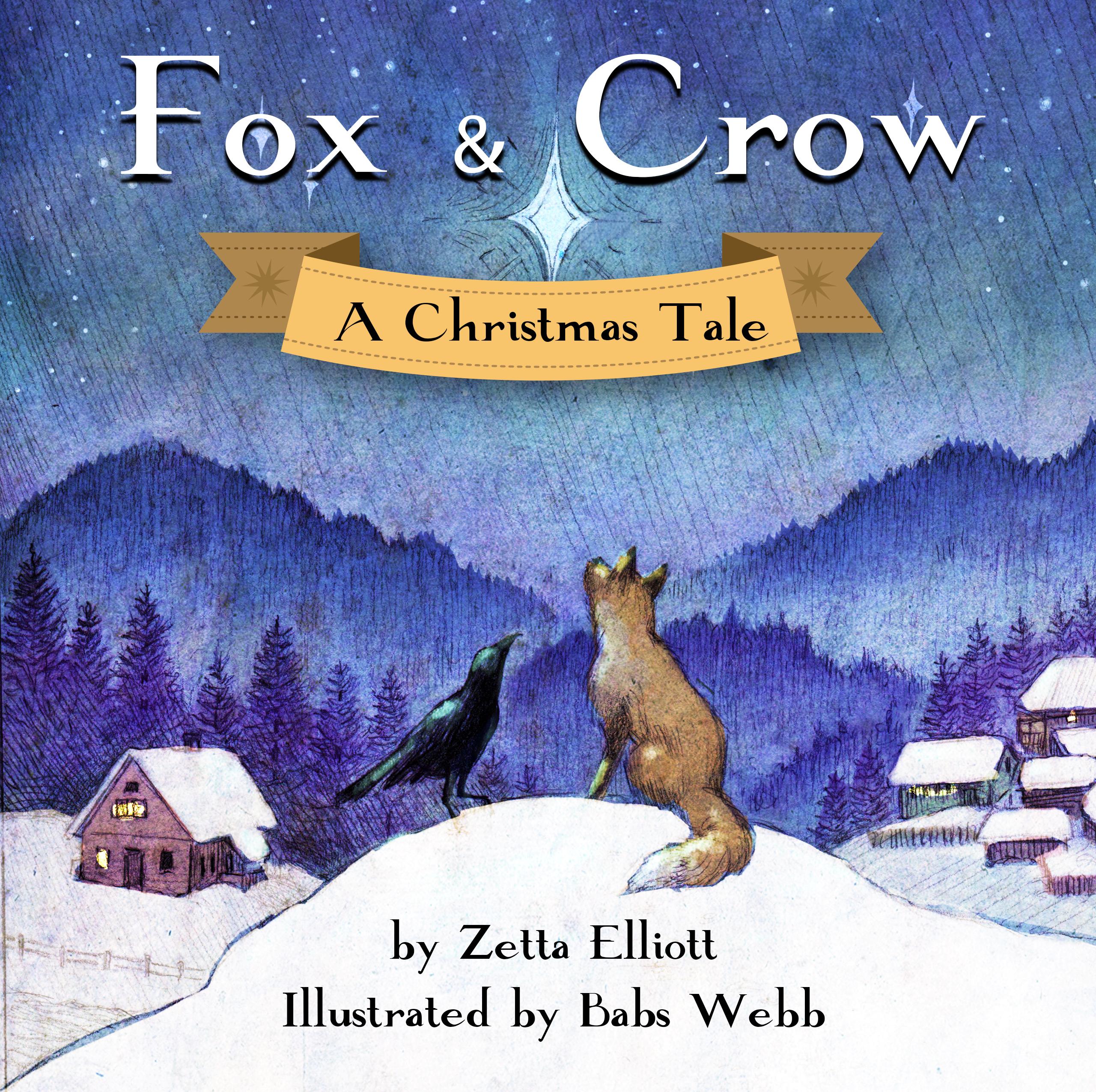 fox n crow ok 13dec front - Christmas Tale